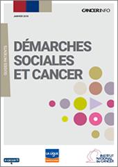 Démarches sociales et cancer : actualisation du guide patient