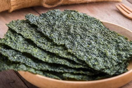 ANSES: attention à la consommation d'algues pendant la grossesse!