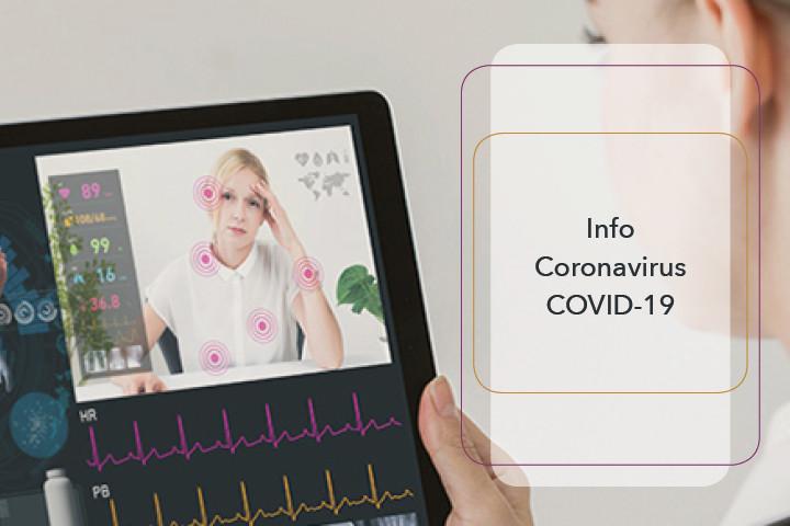 teleconsultation - COVID-19- France CGCVL
