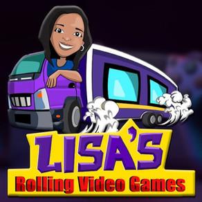 Lisa's Rolling Video Games