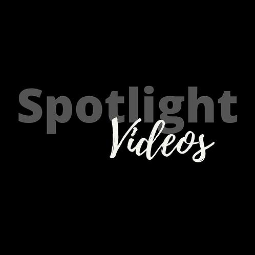 Spotlight Video + IG Post Spotlight