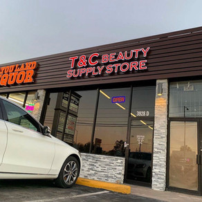 T&C Beauty Supply Store
