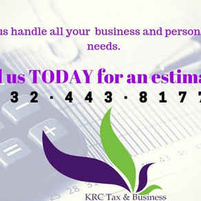 KRC Tax and Business