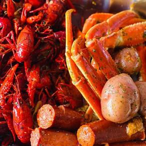 Blasian Cajun Seafood