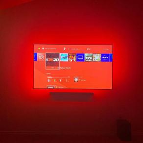 Millertime TV Mounting
