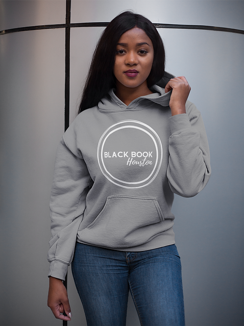Black Book Houston Unisex Hoodie