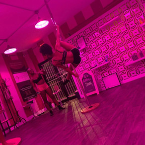 The Pole Experience Dance Fitness Studio