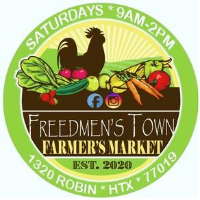 Freedmen's Town Farmers Market