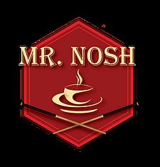 Mr Nosh Logo