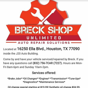 Breck Shop Unlimited