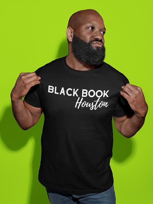 Black Book Houston Mens T-Shirt
