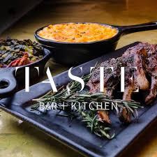 Taste Bar + Kitchen