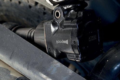 DP-176 | Максимальная мощность 1000 Nm