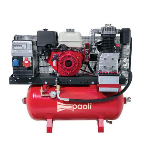 Бензиновый компрессор   DPE120 B - 8.0 E