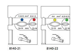 8140-21/-22 МОДУЛЬ СМЕННЫЙ для контактов Dura Seal