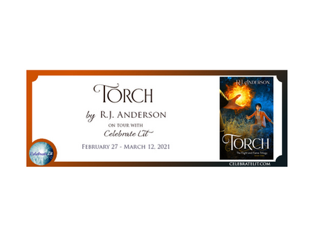 Torch by R. J. Anderson