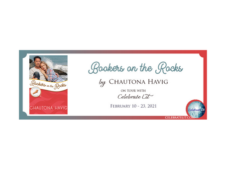Bookers on the Rocks by Chautona Havig