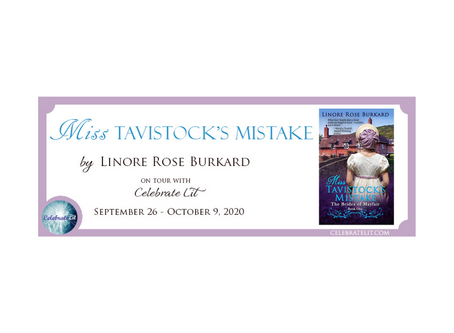 Miss Tavistock's Mistake by Linore Rose Burkard