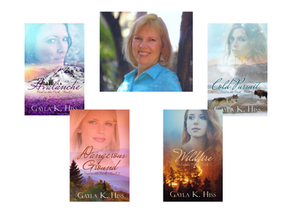 Author Interview: Gayla K. Hiss