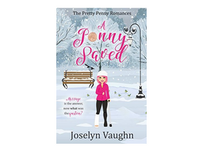 Cover Reveal with Romance Author Joselyn Vaughn