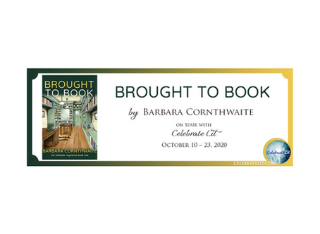 Brought to Book by Barbara Cornthwaite