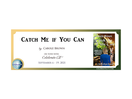 Catch Me If You Can by Carole Brown