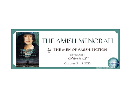 The Amish Menorah by The Men of Amish Fiction