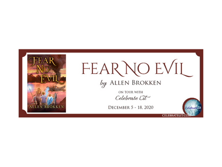 Fear No Evil by Allen Brokken