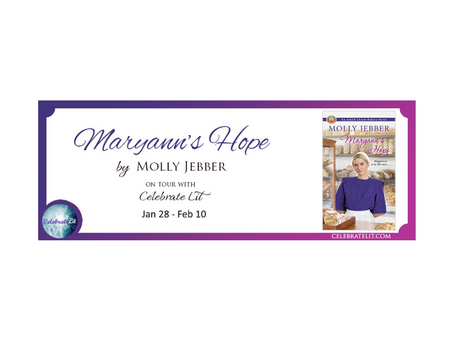 Maryann's Hope by Molly Jebber