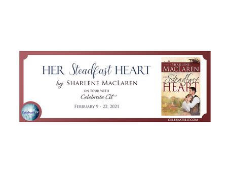 Her Steadfast Heart by Sharlene MacLaren