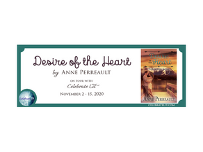 Desire of the Heart by Anne Perreault