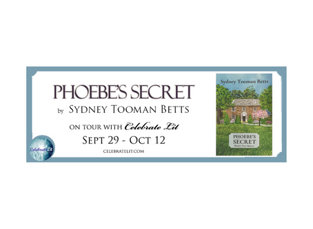Phoebe's Secret by Sydney Tooman Betts