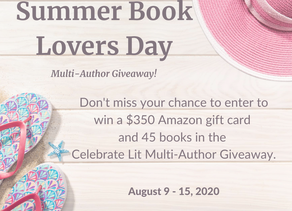 Summer Book Lovers Day Multi-Author Giveaway