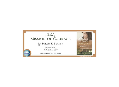 Isobel's Mission of Courage by Susan K. Beatty
