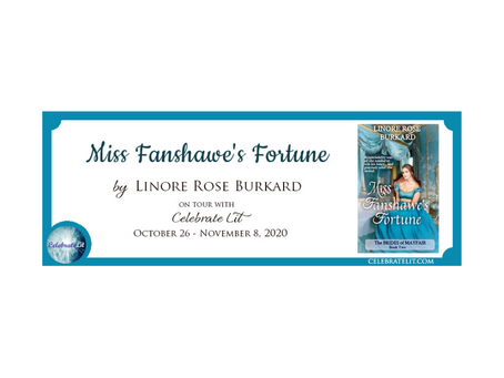 Miss Fanshawe's Fortune by Linore Rose Burkard