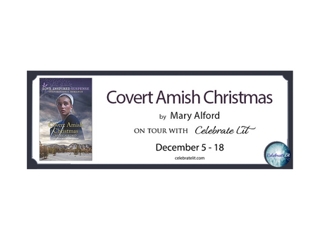 Covert Amish Christmas by Mary Alford