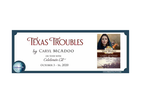 Texas Troubles by Caryl McAdoo