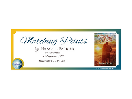 Matching Points by Nancy J. Farrier