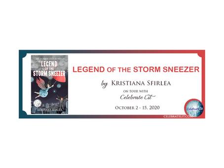 Legend of the Storm Sneezer by Kristiana Sfirlea