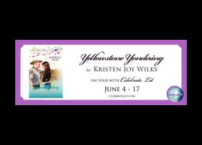 Yellowstone Yondering by Kristen Joy Wilks
