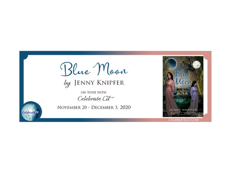 Blue Moon by Jenny Knipfer