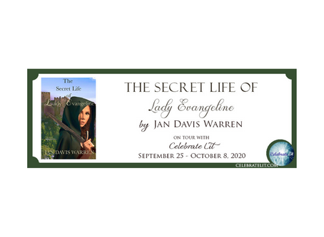 The Secret Life of Lady Evangeline by Jan Davis Warren