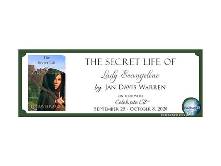 The Secret Life of Lady Evangeline by Jan Davis Warren
