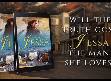 A Love Letter for Jessa by Teresa Slack