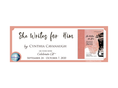 She Writes for Him by Cynthia Cavanaugh