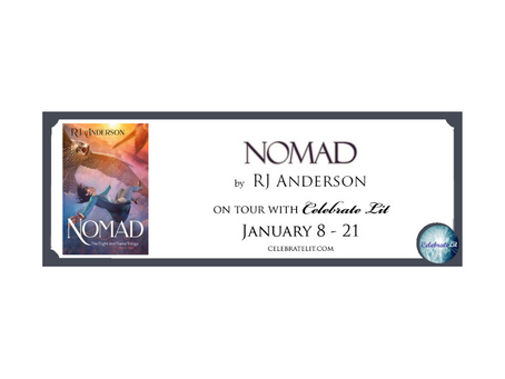 Nomad by RJ Anderson