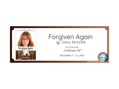Forgiven Again by Gina Holder