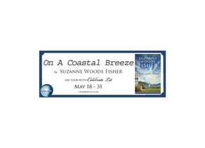 On a Coastal Breeze by Suzanne Woods Fisher