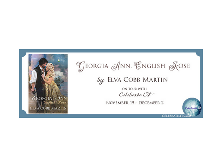 Georgia Ann, English Rose by Elva Cobb Martin