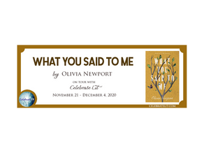 What You Said to Me by Olivia Newport